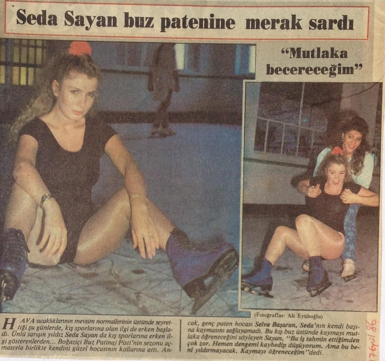 Yayın Tarihi: 17 Eylül 1986  Gazete: GÜNEŞ