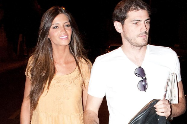 Iker-Casillas-and-Sara-Carbonero-Sighting-In-Madrid-July-3-2012