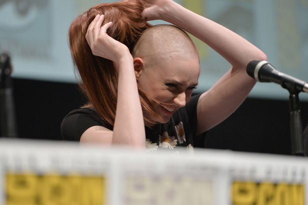Karen-Gillan-at-Marvel-Studios-Guardians-of-the-Galaxy-conference-2071420