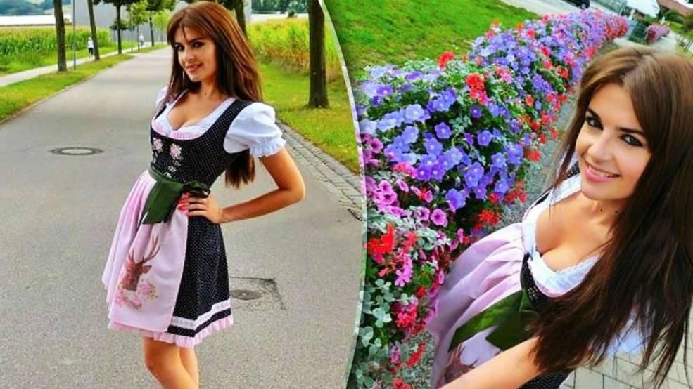 Münih Perakende Mağaza Müdürü Eugenia (30, 1.67 m, 55 kg, Boyut 80-65-90)