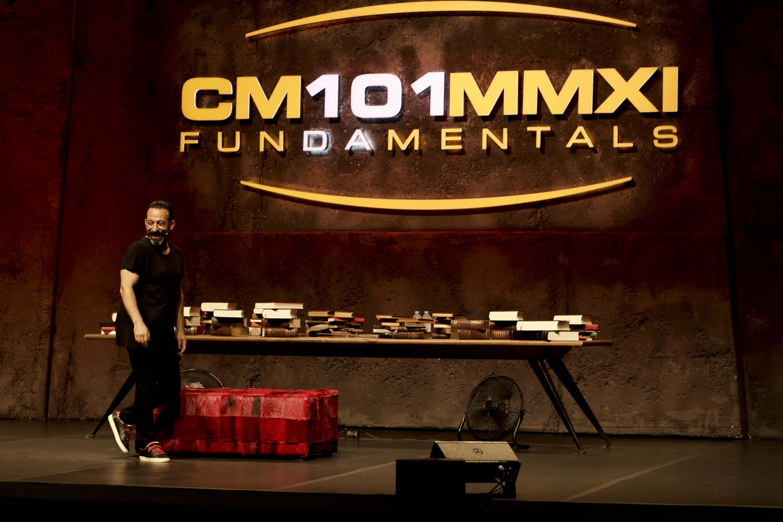 CM101MMXI-FUNDAMENTALS, 2013'ÜN EN ÇOK İZLENEN FİLMİ OLDU...