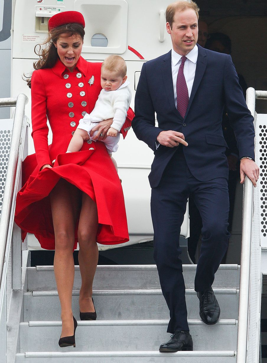 Prince-William-Prince-George-and-Kate-Middleton-arrive-at-Wellington-Airport-3384178