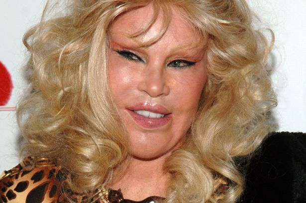 Jocelyn-Wildenstein-arrives-at-the-opening-of-Megu-at-Trump-World-Tower