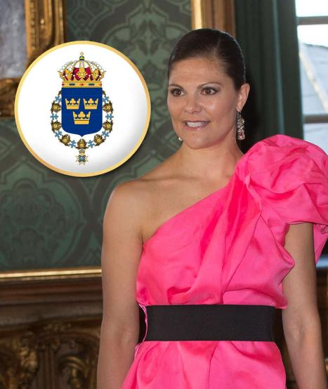 Victoria Ingrid Alice Désirée, İsveç Veliaht Prensesi... Yaşı 36...