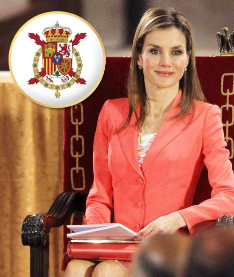 Doña Letizia, Asturias Prensesi... 41 yaşında...